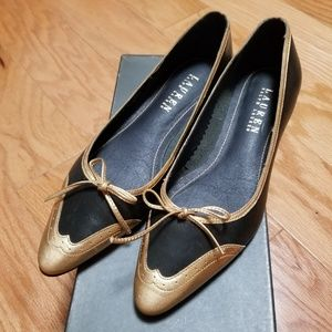 Ralph Lauren Leather Flats size 6